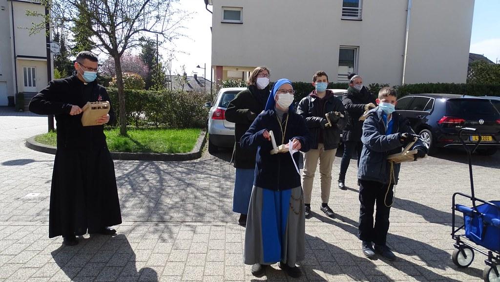 Luxemburgo - Tradiciones de pascua