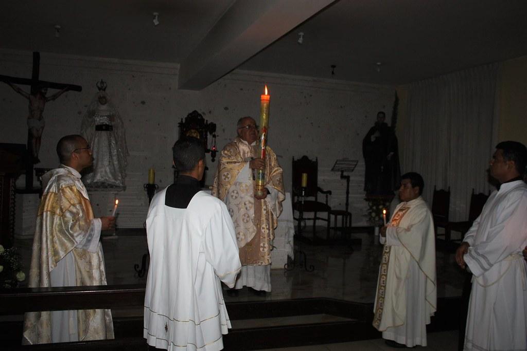 Perú - Vigilia Pascual