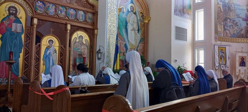 Estados Unidos - Peregrinación de las Siete Iglesias del Noviciado