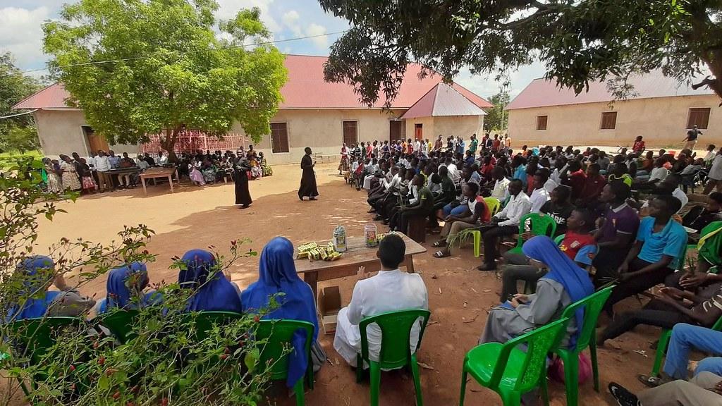 Tanzania - Jornada de Jóvenes