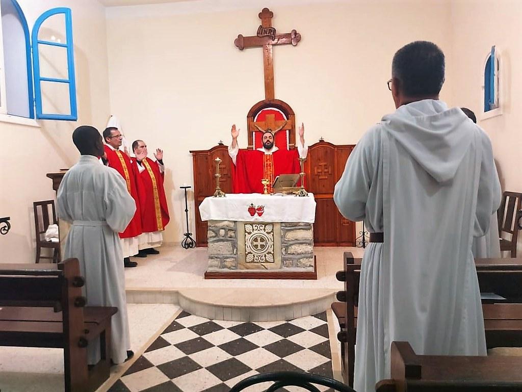 Túnez - Viernes Santo en el Monasterio Charles de Foucald