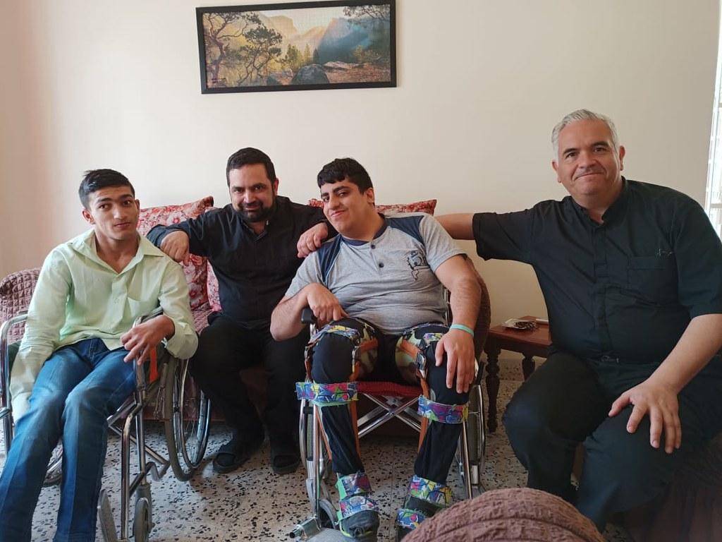 Irak - Visita al Hogar de la Comunidad Papa Juan XXIII