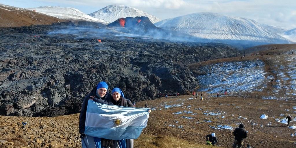 Islandia - Salida al Volcán