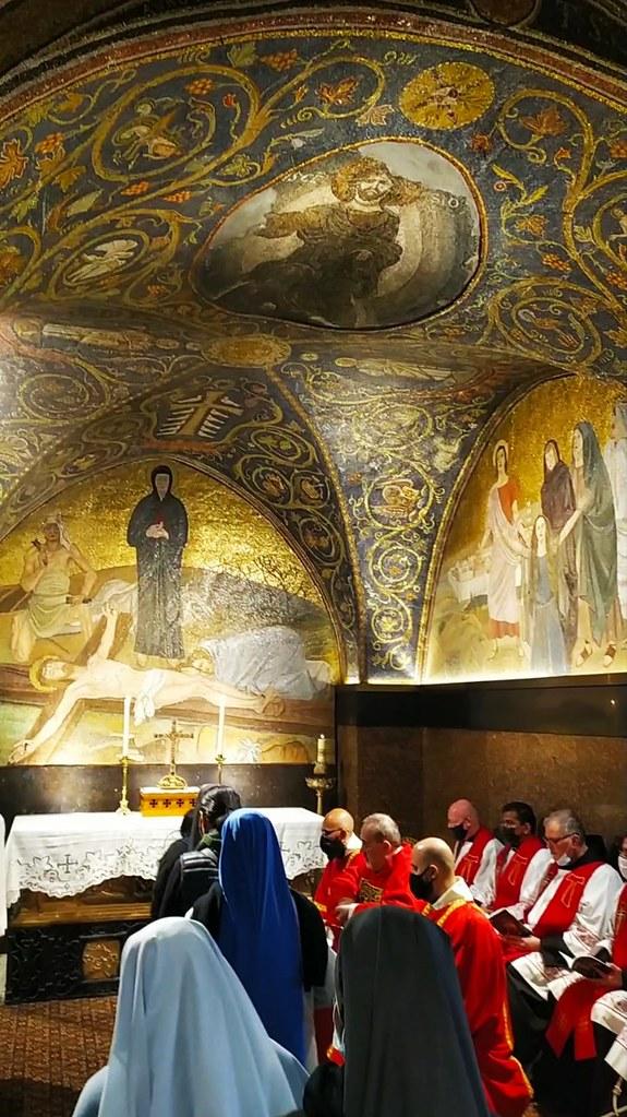 Viernes Santo en el Santo Sepulcro