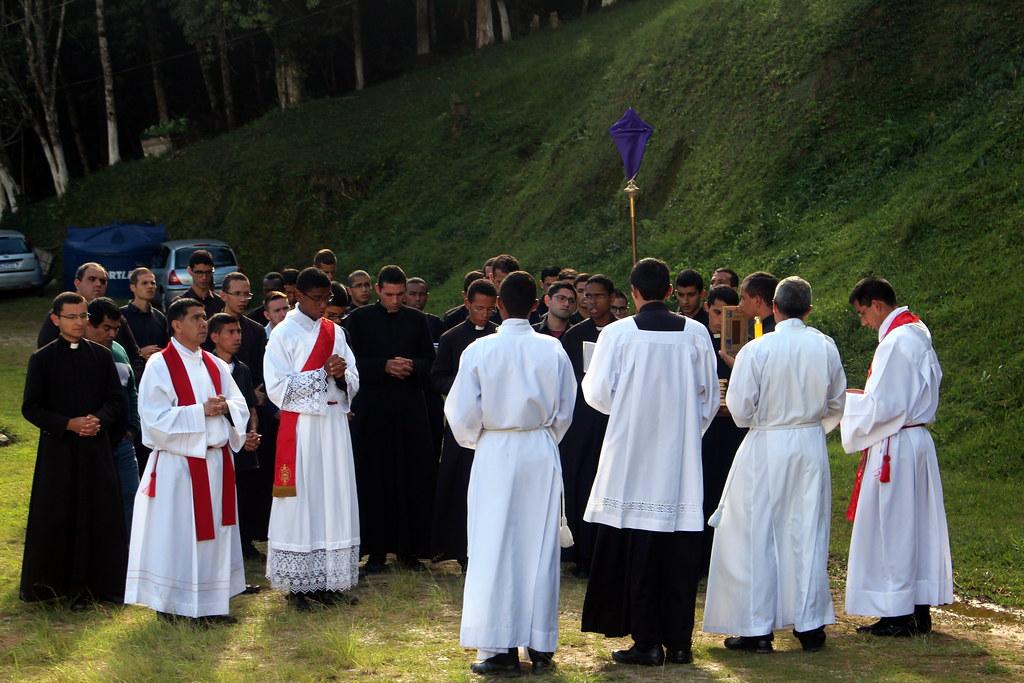 brasil noviciado via crucis 2