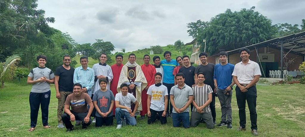 Ecuador - Ejercicios Espirituales