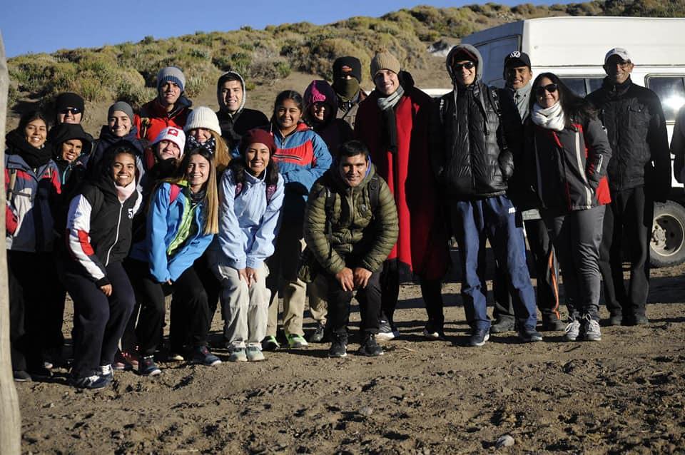 Argentina - Salida a la montaña del Hogar Don Bosco y el Hogar Santa Rosa Giovanetti