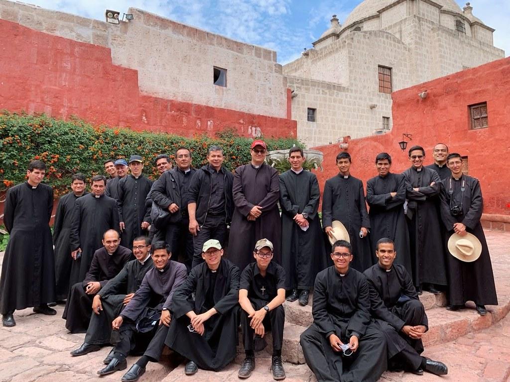 Perú - Salida Cultural del Seminario Mayor por Arequipa
