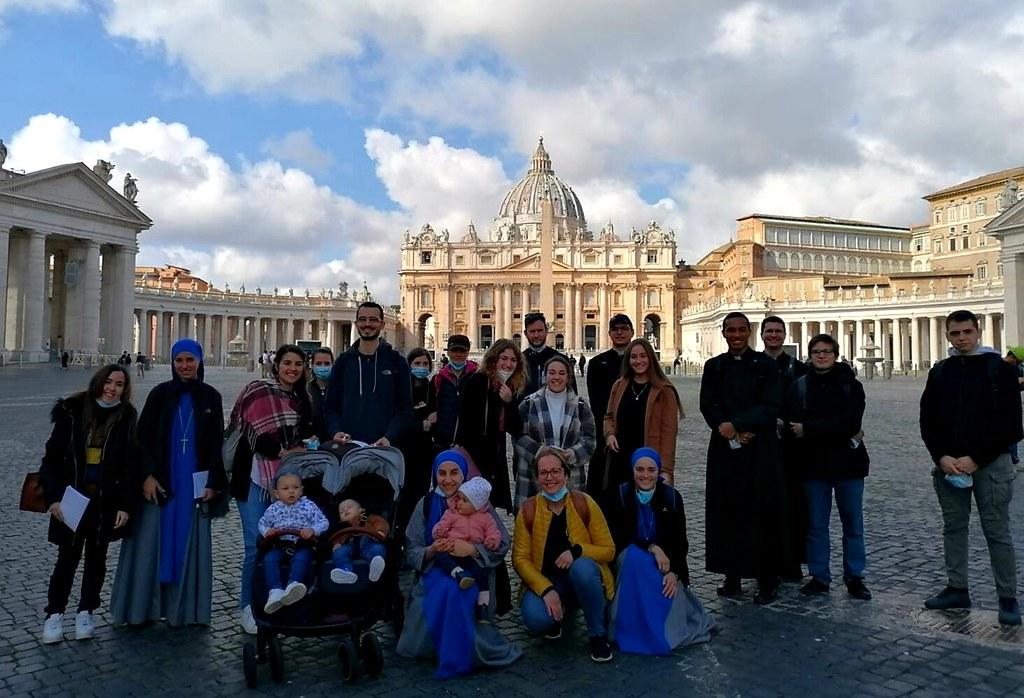 Italia - Salida con las Voces del Verbo