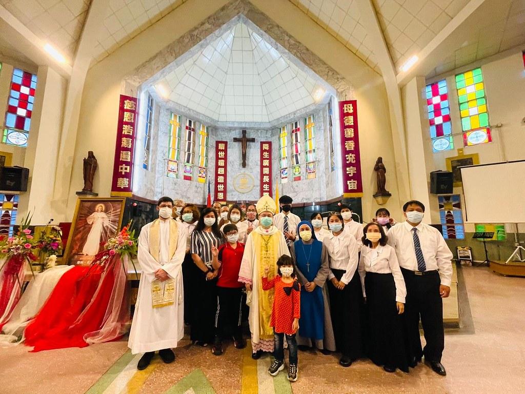 Taiwan - Nuestro Coro fue invitado a cantar en la Catedral
