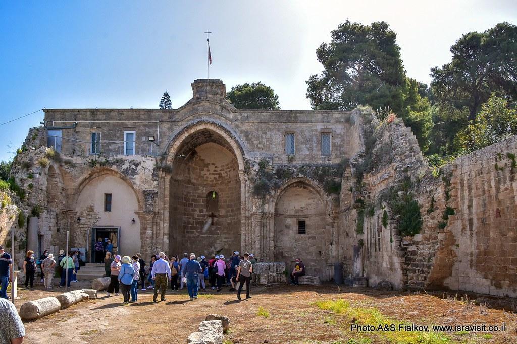 Séforis - Monasterio de la Sagrada Familia