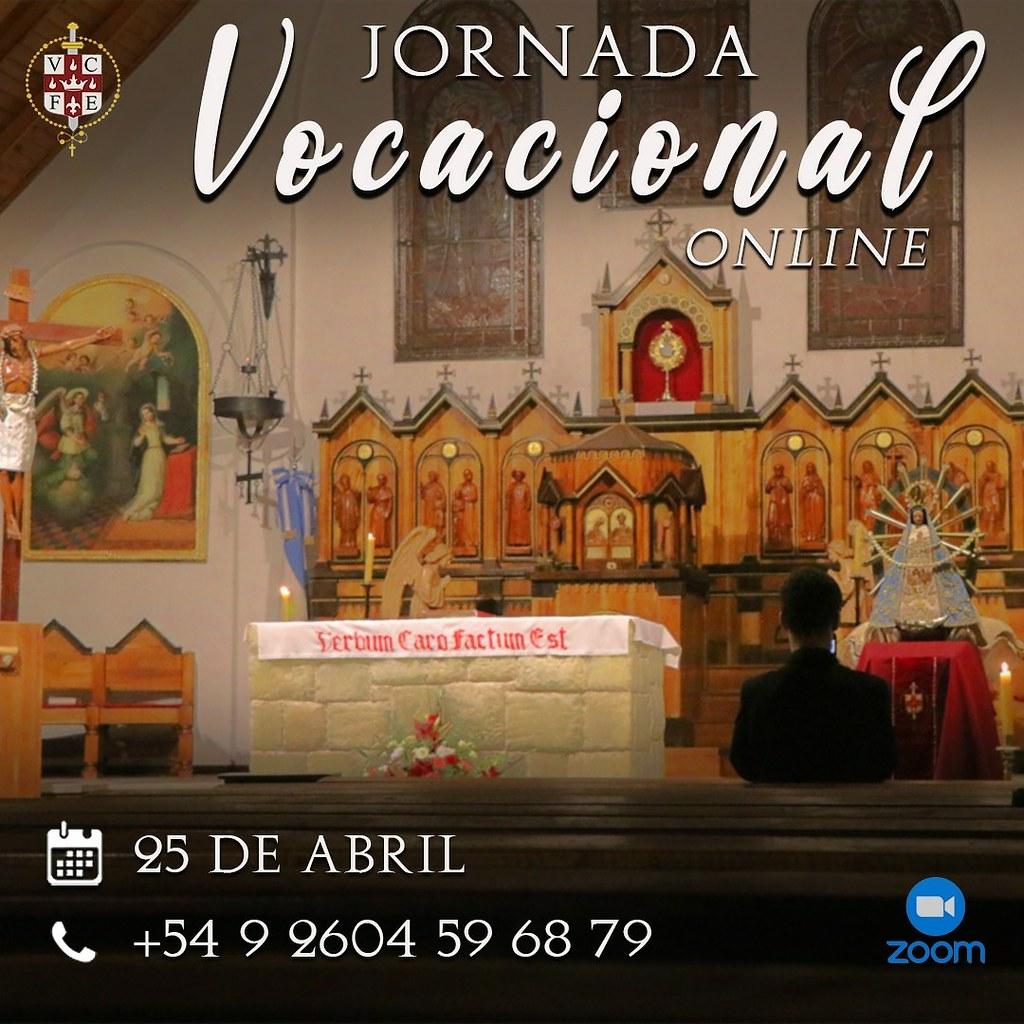 Argentina - Jornada de Discernimiento Vocacional
