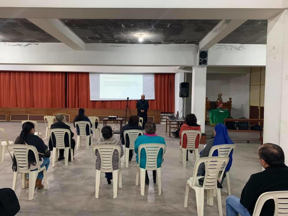 Perú - Reunión de la Tercera Orden