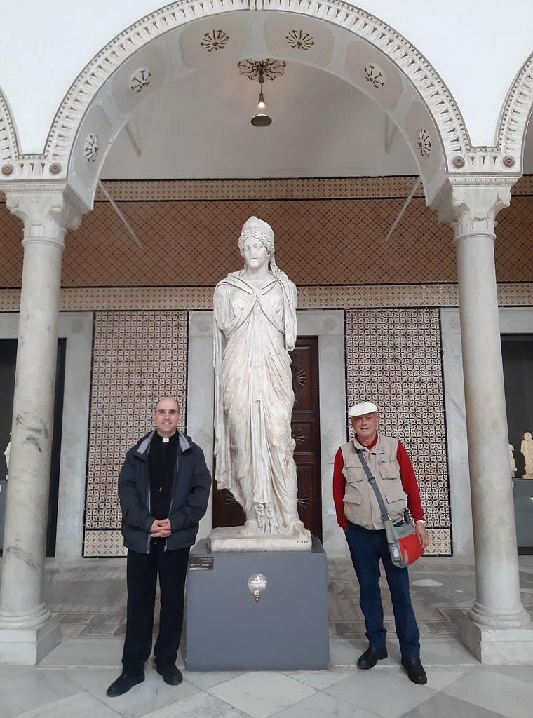 Túnez - Museos arqueológicos