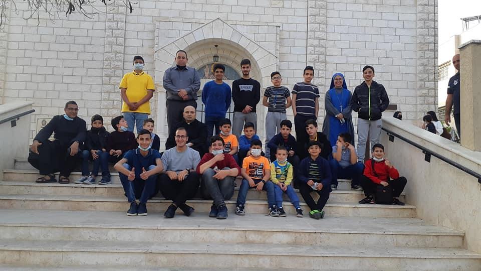 Gaza - Escuela de Monaguillos