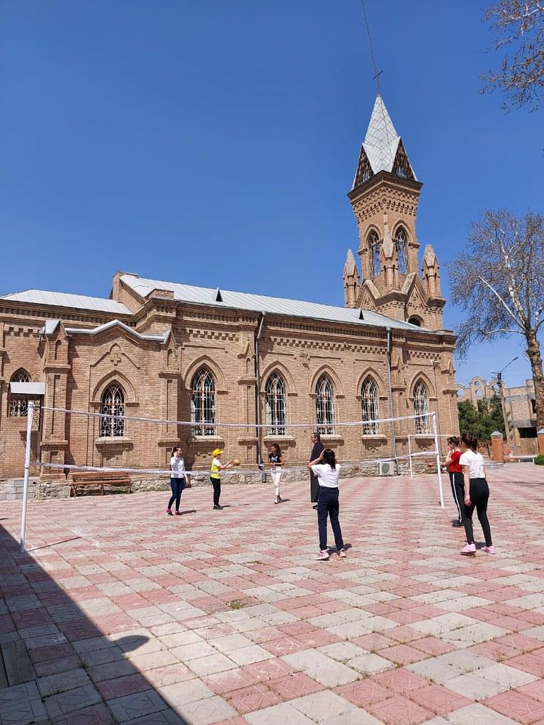Uzbekistán - Oratorio en Samarcanda