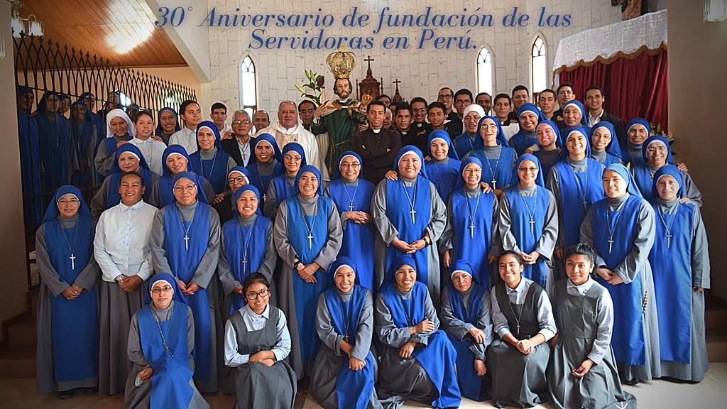 Perú - 30° aniversario de fundación