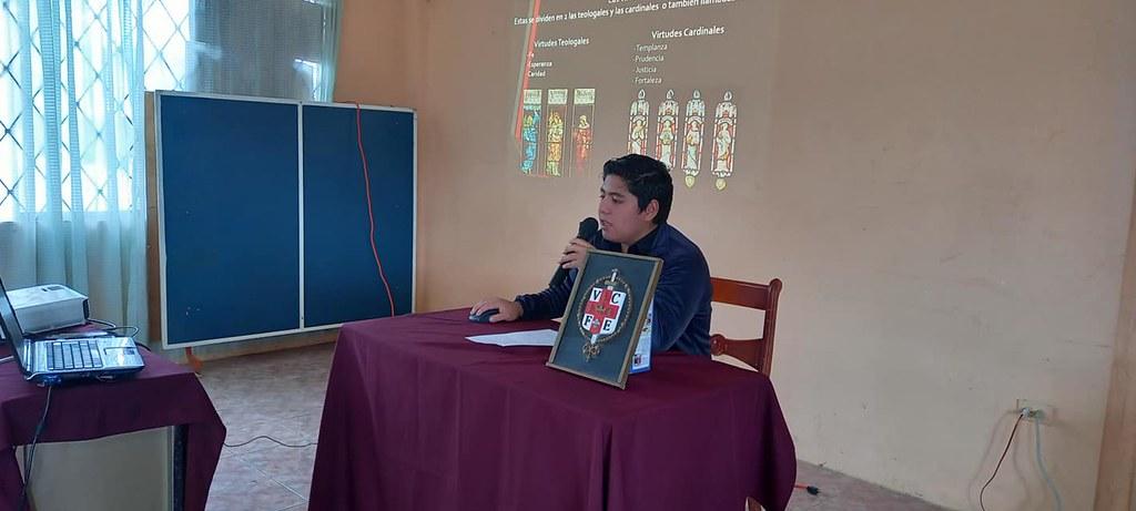 Ecuador - Ven y verás en el Seminario Menor