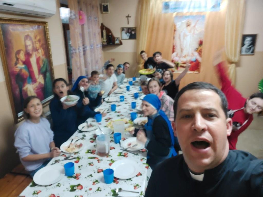 Kazajstán - Grupo de jóvenes