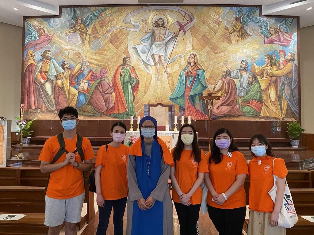 Hong Kong - Peregrinación con las Voces del Verbo