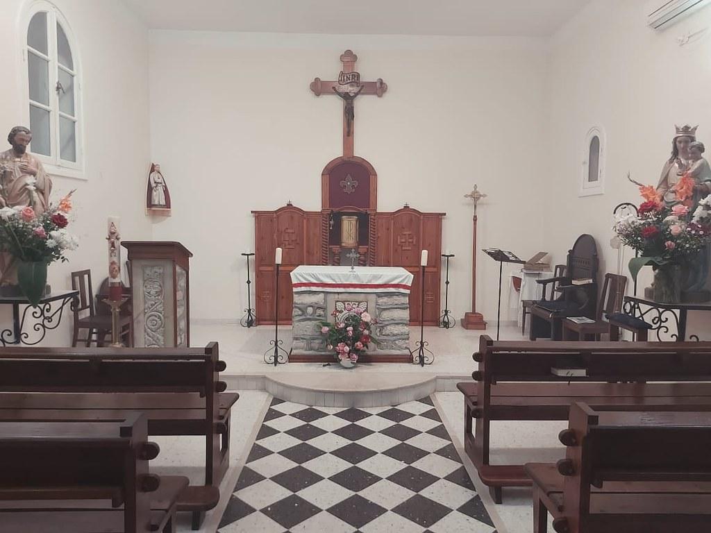 Túnez - Domingo del Buen Pastor - Monasterio Charles de Foucald