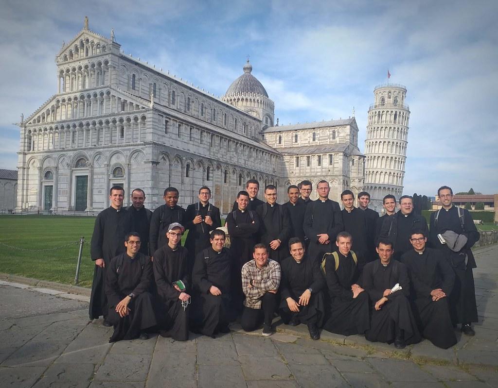Italia - Peregrinación del Noviciado