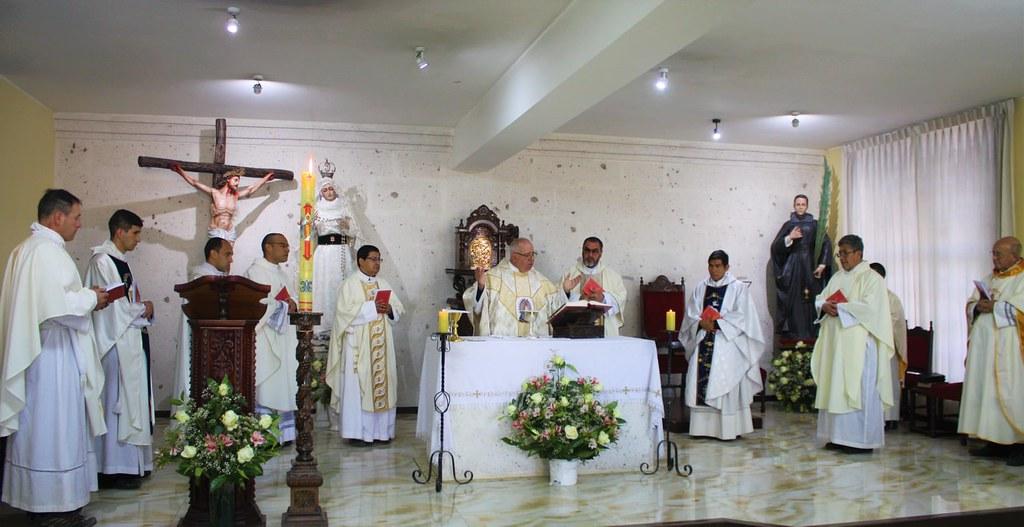 Perú - Reunión anual del Clero