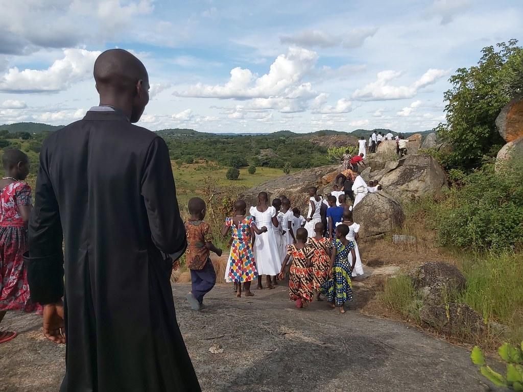Tanzania - Bautismos