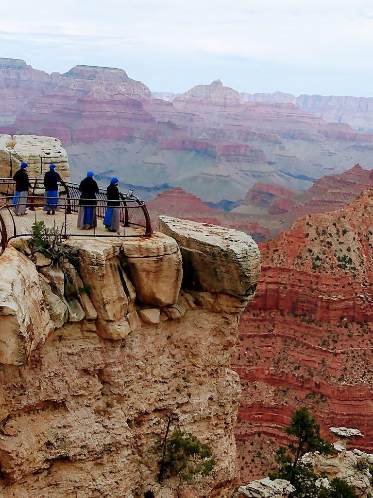 Estados Unidos - Visita al Gran Cañón