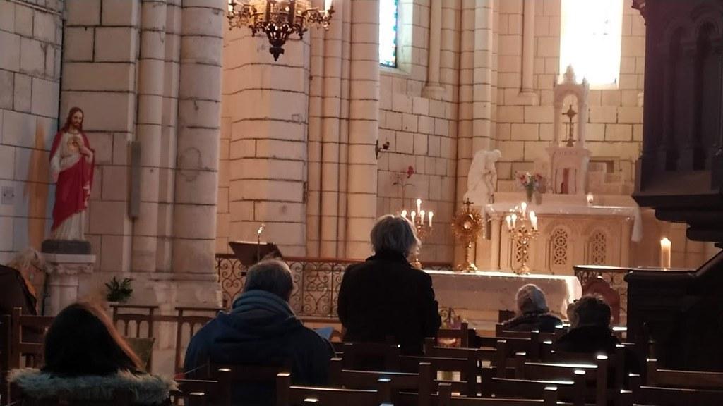 Francia - Proyecto 40 Horas de adoración