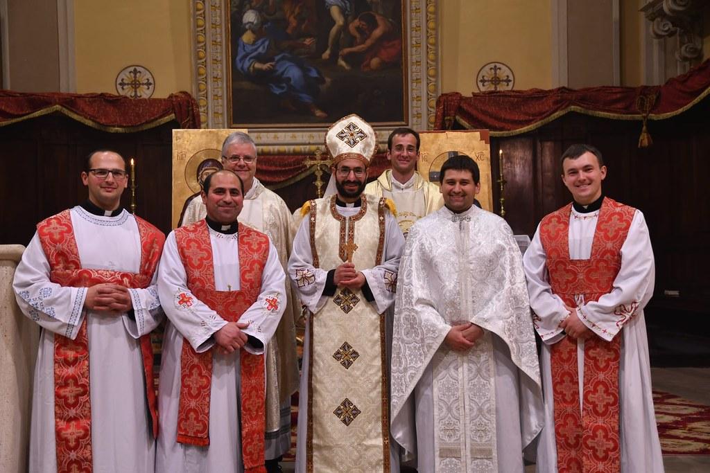 Italia - Jornadas de Ritos Orientales en el Seminario Mayor