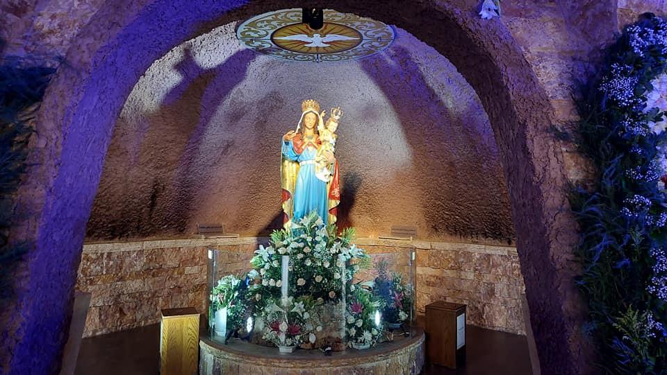 Jordania - Fiesta de Nuestra Señora de Anjara