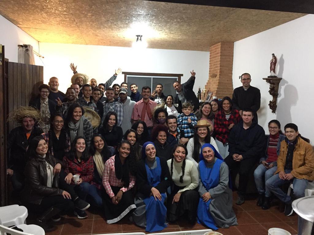 Brasil - Reunión de las Voces del Verbo