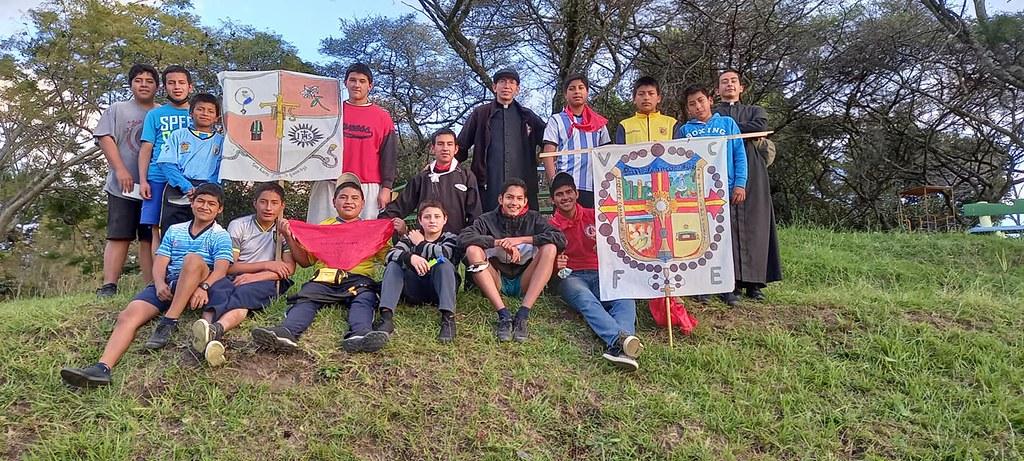 Ecuador - Juegos Florales en el Seminario Menor