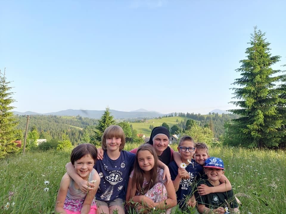 Ucrania - Vacaciones de verano en el Hogar