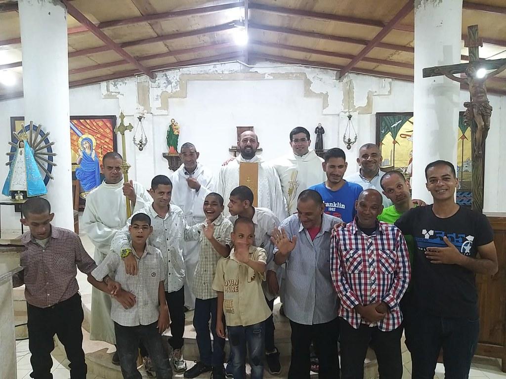 Egipto - Solemnidad de la Santísima Trinidad