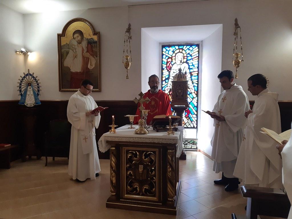 Italia - Ejercicios Espirituales para Sacerdotes