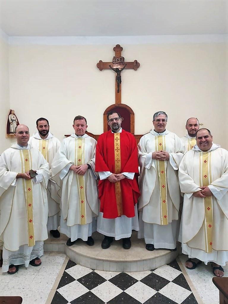 Túnez -25° Aniversario de sacerdocio del P. Gustavo Domenech