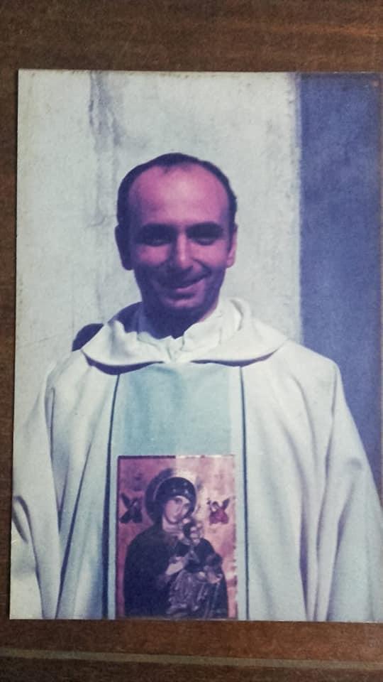 Gaza - 25° Aniversario Sacerdotal del Padre Gabriel Romanelli