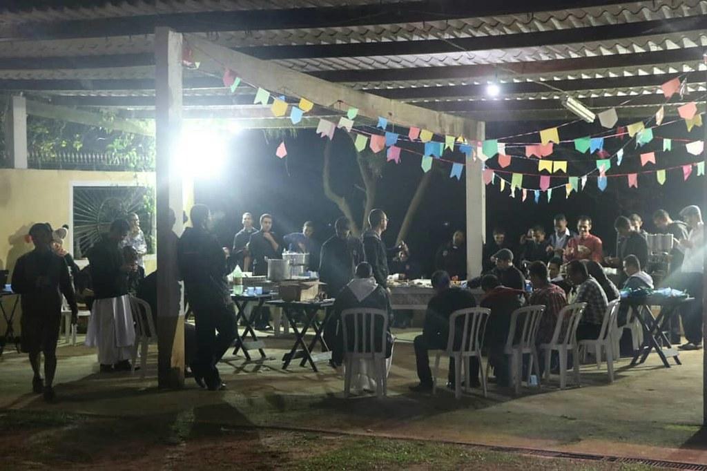 Brasil - Fiesta Junina en el Seminario