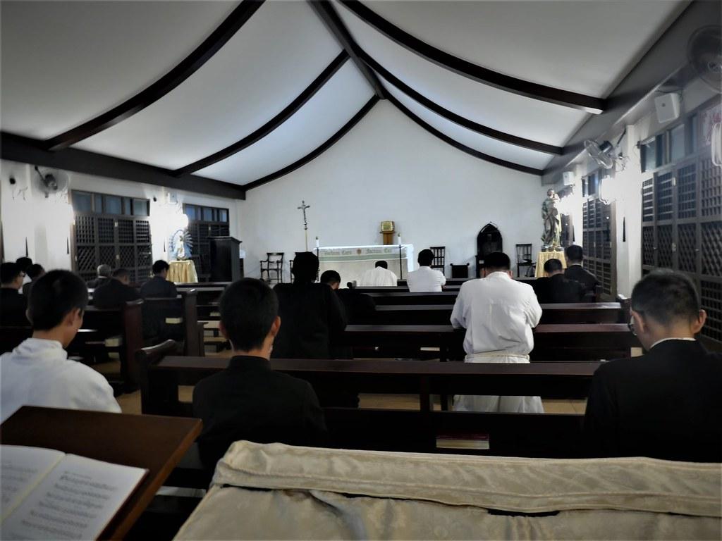 Filipinas – Ejercicios Espirituales de los Seminaristas
