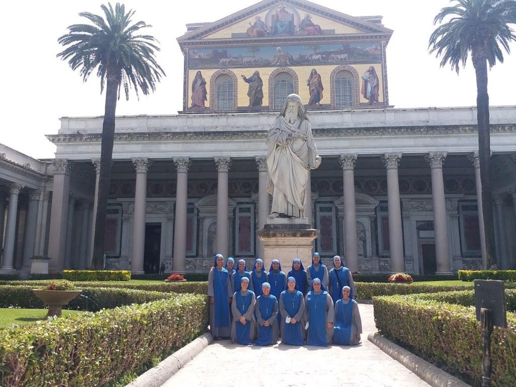 Italia - Peregrinación a la Basílica de San Pablo Extramuros y a Tre Fontane