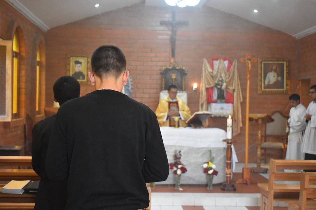 Ecuador - 20° aniversario del Noviciado y el Seminario Menor