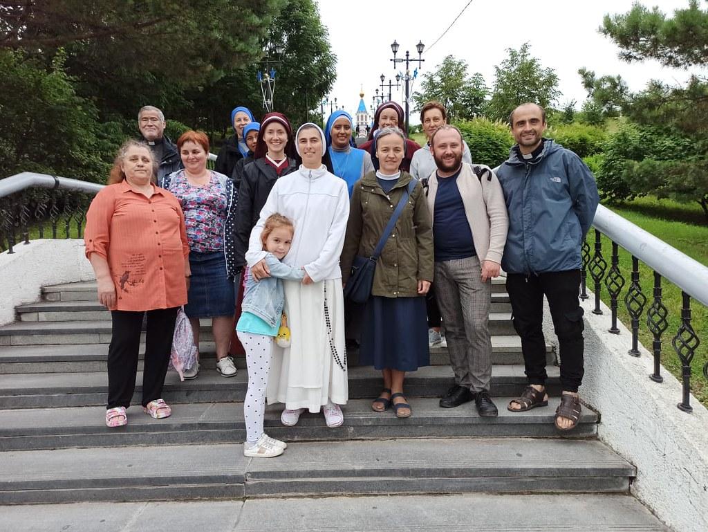Rusia - Encuentro de catequistas en Khabarovsk