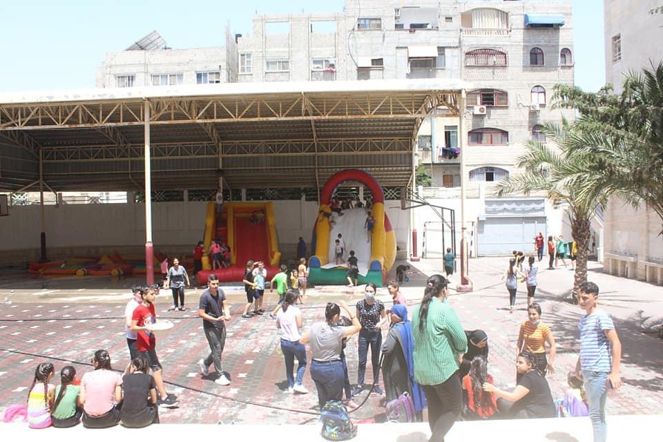 Gaza - Oratorio de verano