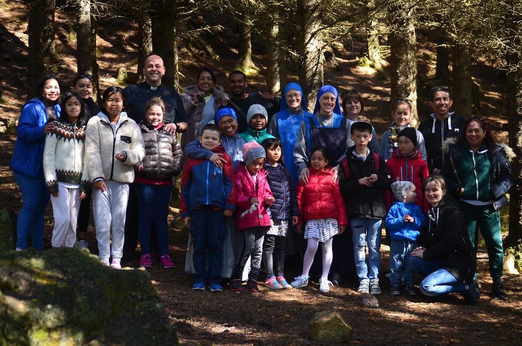 Islandia - Salida a la montaña con las familias