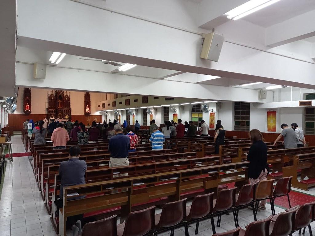 Hong Kong - Solemnidad de San Pedro y San Pablo, patronos de la Parroquia