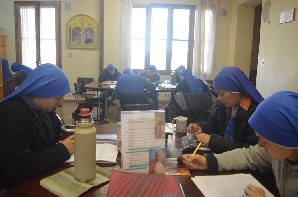 Argentina - Tiempo de exámenes en el Estudiantado