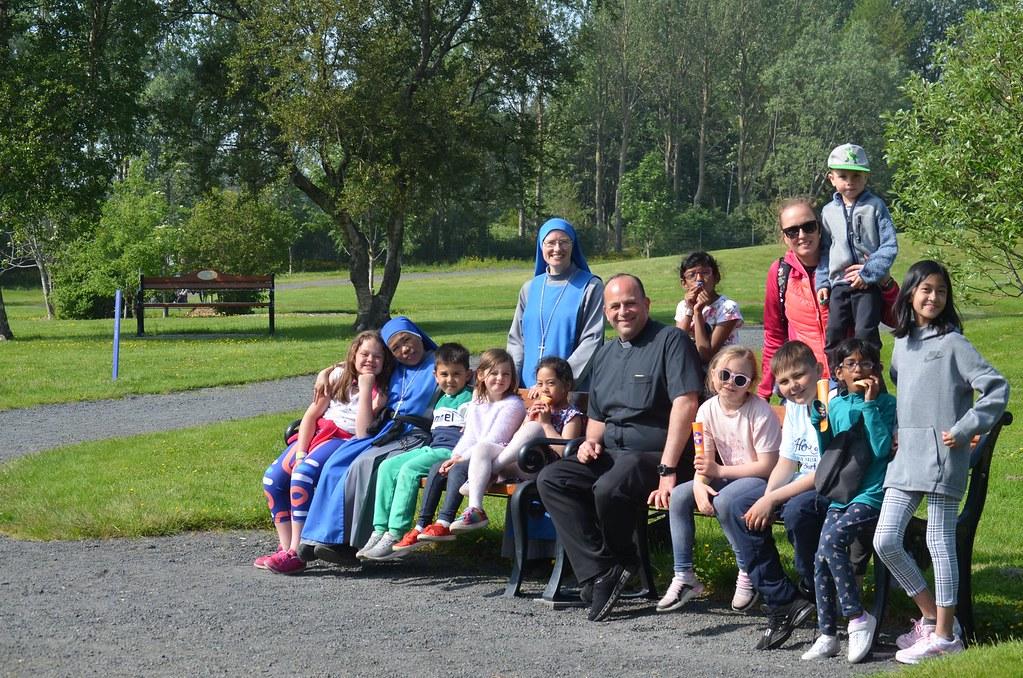 Islandia - Salida con los niños del Oratorio