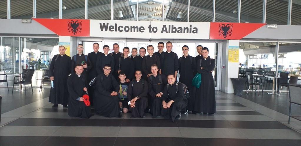 Albania - Misión Popular de los novicios en Albania
